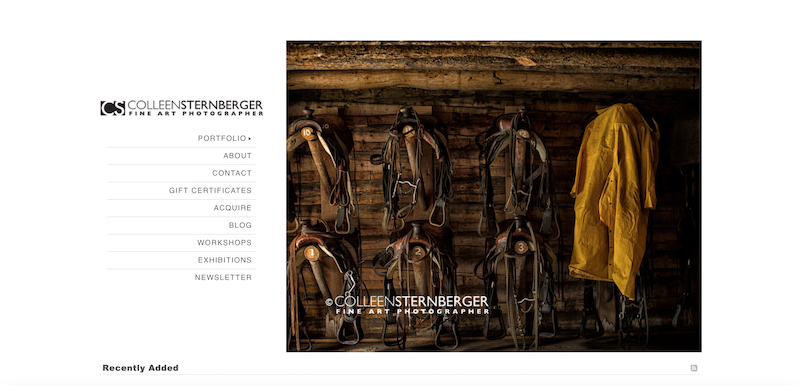 Colleen Sternberger Fine Art Photography